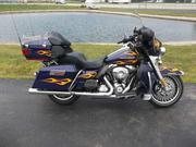 2012 - Harley-Davidson FLHTK  Limited Purple Flame