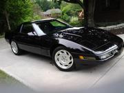 Chevrolet Corvette gas