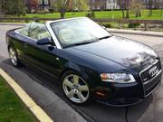 audi a4 Audi A4 convertible 2 door