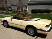 1989 CHRYSLER Chrysler Other Base Convertible 2-Door
