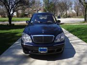 2002 Mercedes-benz 5.0L 4966CC V8
