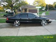 1996 CHEVROLET Chevrolet Impala SS