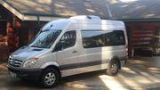2012 Mercedes-Benz Sprinter Passenger Van
